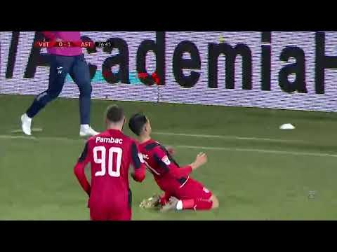 Rezumat: Viitorul - Astra Giurgiu 0 - 1 Casa Liga 1 Etapa 19