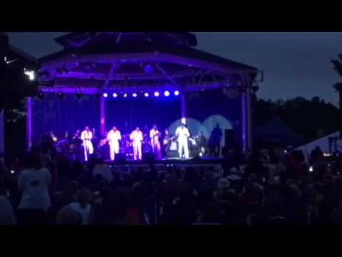 I am a regular soloist with The Temptations Review featuring Motown legend, Dennis Edwards. Here are some clips of me with them!