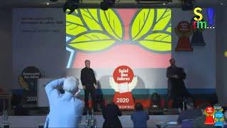 Spiel des Jahres & Kennerspiel des Jahres 2020 - Verleihung in Berlin - Bericht - Spiel doch mal