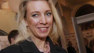 Мария Захарова  высмеяла латышей с их претензиями! 2016