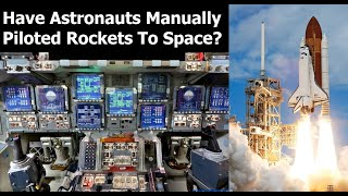 Is It Possible to Fly A Rocket To Space Without Autopilot?