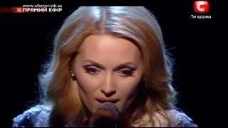Aida Nikolaychuk   Polina Gagarina 'Kolybelnaya' Final Full [polish Subtitles Napisy PL]  X Factor