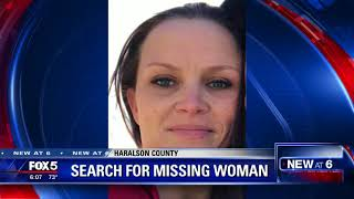 Search for missing Haralson County woman