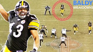 Dissecting Troy Polamalu's Biggest Plays in the Biggest Games   Baldy Breakdowns
