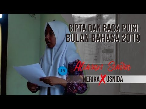 NERIKA - PUISI BULAN BAHASA 2019 // SMAN 2 Ponorogo