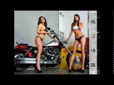 Pin Up Girls/Boxenluder = 2012 HD