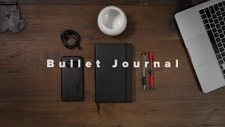 How I BULLET JOURNAL for more Focus and Productivity