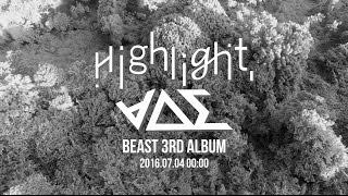 BEAST(비스트) -  3RD ALBUM