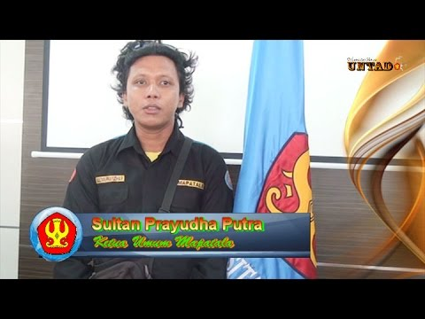 Dok Humas Untad, Rektor Universitas TadulakoPesan Anak – Anakku Mapatala Untad Tetap Jaga Kekompakan Agar Raih Sukses