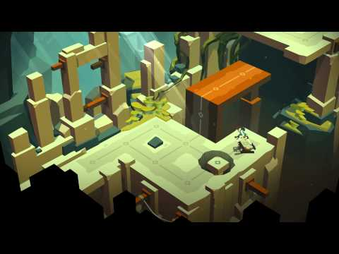 Lara Croft GO Launch Trailer thumbnail