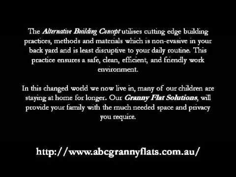 Why are regulations concerning Granny Flats always improving?