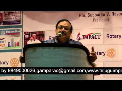 Soft Skills | Yandamuri Veerendranath |TELUGU IMPACT Vijayawada 2014