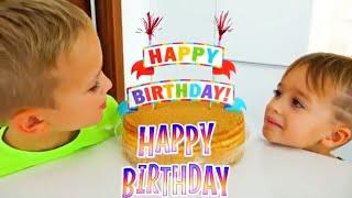#vladandnikki #vladplay #nikkiplay Vlad And Nikita Video Vlad And Nikita Happybirthday Mom Video