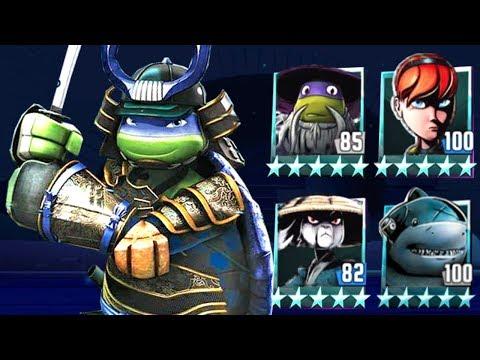 Ninja Turtles Legends PVP HD Episode - 449 #TMNT