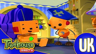 Rolie Polie Olie - 5 - Mutiny on the Bouncy / Roll the Camera / Pappy's Boat