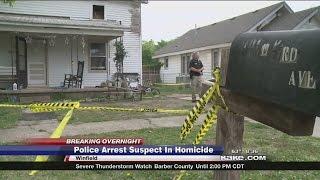 UPDATE: Winfield Police arrest suspect in homicide