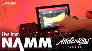 Akai MPC LIVE Professional Production Controller - Andertons Music Co