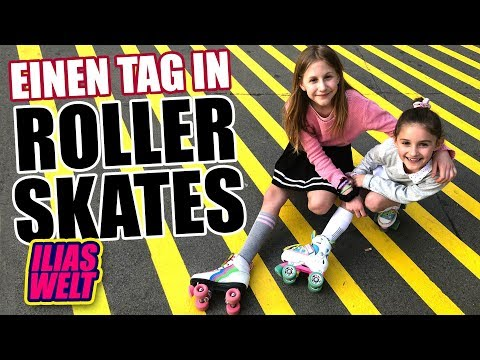 ILIAS WELT - 24 Stunden auf Rollerskates