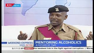 Murang'a sergeant who has made it his business to fight alcohol menace