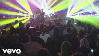 Foster The People - I Would Do Anything For You (Live on Letterman)