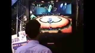 Sonic X-treme E3 1996