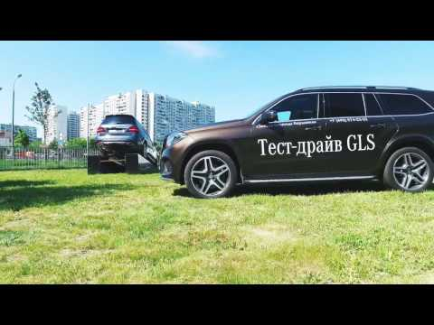 Mercedes Benz  Gls Class Внедорожник класса J - тест-драйв 2