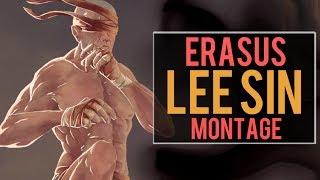 Erasus Lee Sin Montage | Best Lee Sin Plays [IRIOZVN]