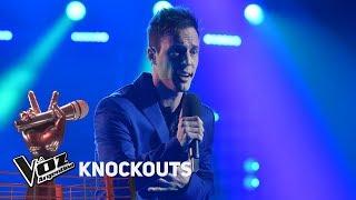 Knockout #TeamTini: Lucas Catsoulieris vs Isabel Aladro - La Voz Argentina 2018