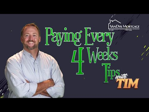 Paying Every 4 Weeks Tips With Tim