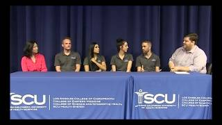 SCU Doctor of Acupuncture & Chinese Medicine Student Panel Webinar