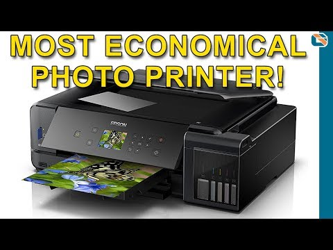 The Most Economical A3 Photo Printer !!!