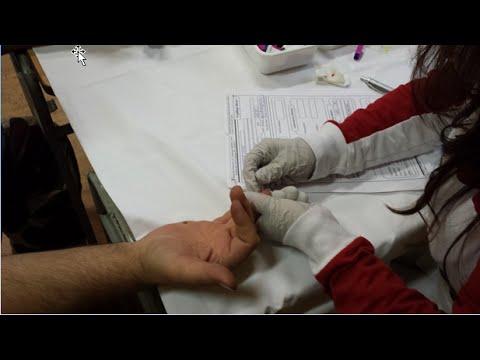 Retinopatie při hypertenzi