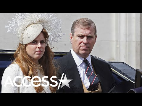 Princess Beatrice Cancels Engagement Party Amid Prince Andrew Scandal (Report)