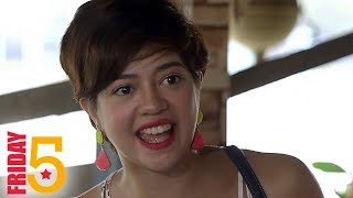 Friday 5: 5 funniest 'hirit' of Marie that gave us good vibes in FPJ's Ang Probinsyano