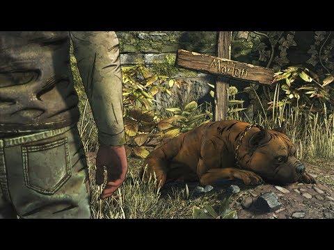 POHŘEB - The Walking Dead: Final Season  | #7