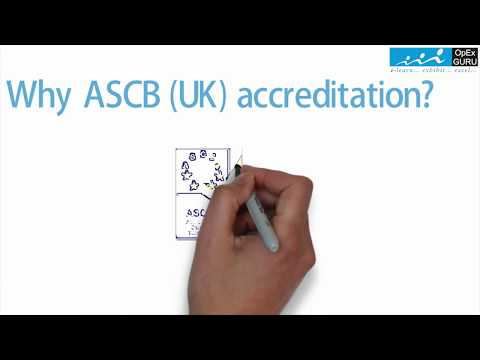 Why ASCB (UK) Accreditation is useful for Lean Six Sigma Courses ...