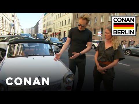 Conan v Berlíně #6: Jízda v trabantu a SADO OPERA