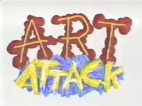Art Attack Christmas Cracker