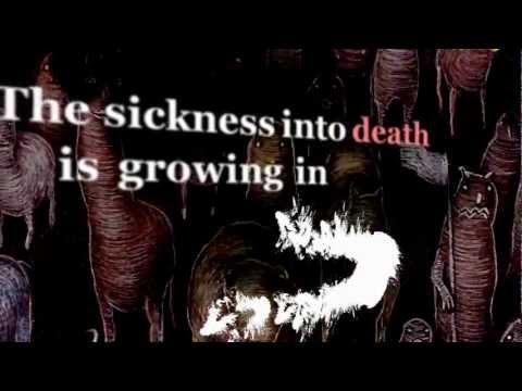 "Faintest Hope - ""On My Deathbed"" (Lyric Video) Japanese Melodic Death Metal"
