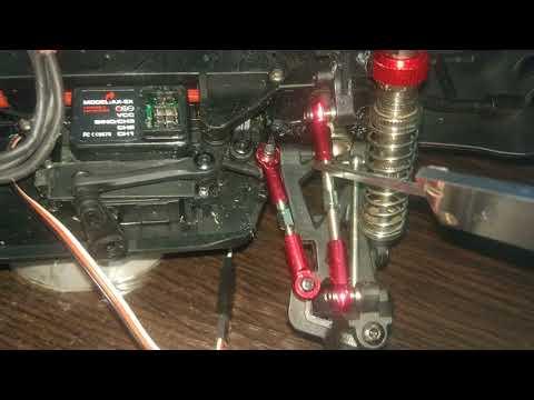 Smax Upgrade Metal Adjustable Rods -=Banggood=-