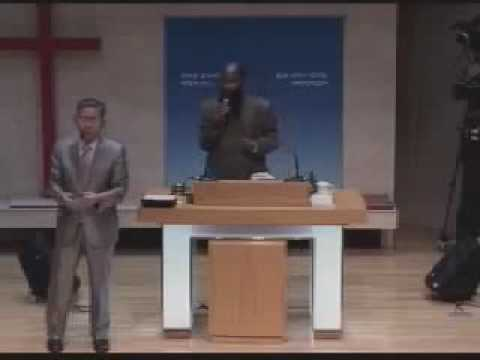 Dr  OWUOR Prophet of the Lord in Korea june 30 2010 pt  10