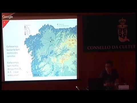 Contribución dos modelos informáticos para a análise dos trazados das vías romanas