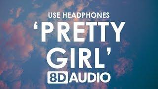Maggie Lindemann - Pretty Girl (Cheat Codes X Cade Remix) (8D AUDIO) 🎧