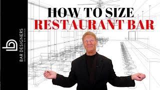 How to Design a Restaurant Bar Concept
