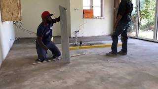 Tiling Tips And Tricks - Laying Insulation Board