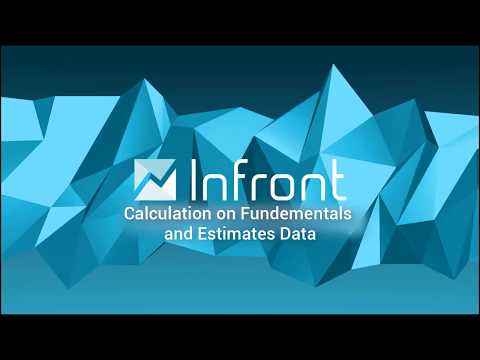 Video: Infront Excel Tutorial 6 – INFGET() calculation – Fundamentals & Estimates