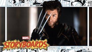 Hugh Jackmans Wolverine Journey | Marvels Storyboards