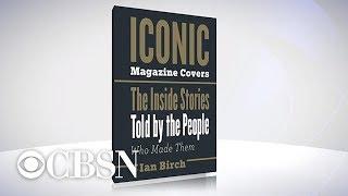Iconic magazine covers through history