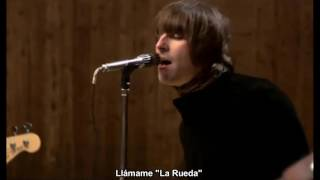 Beady Eye - The Roller (Subtitulada al español)