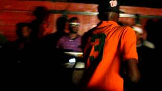 Yankee212 Raspando Reggae Familly Concert La Ceiba 2012